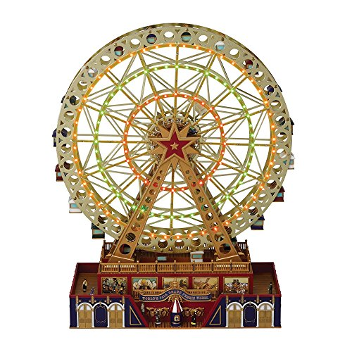 MrChristmas Musical World's Fair Grand Ferris Wheel (Renewed)