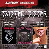 Twisted Sister: You Can.t Stop Rock'N'Roll/Come Out And Play/+ (Audio CD)