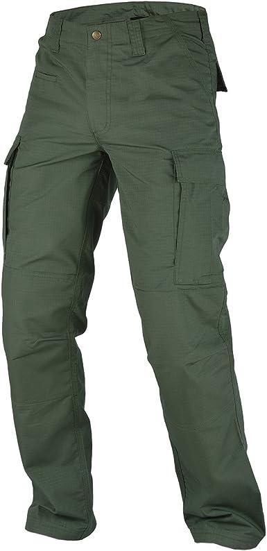 Pentagon Hombres BDU 2.0 Pantalones Camo Verde: Amazon.es ...