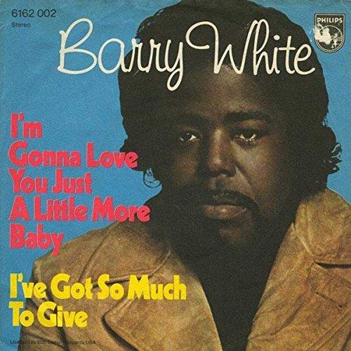 Barry White - Barry White - I