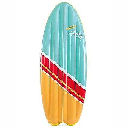 Amazon.com: Intex Surf 's up high Wave Tabla de surf ...