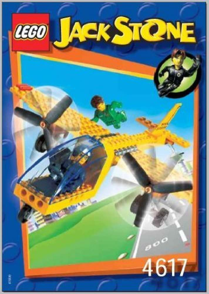 Lego Jack Stone Dual Turbo Prop