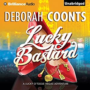 Lucky Bastard Audiobook