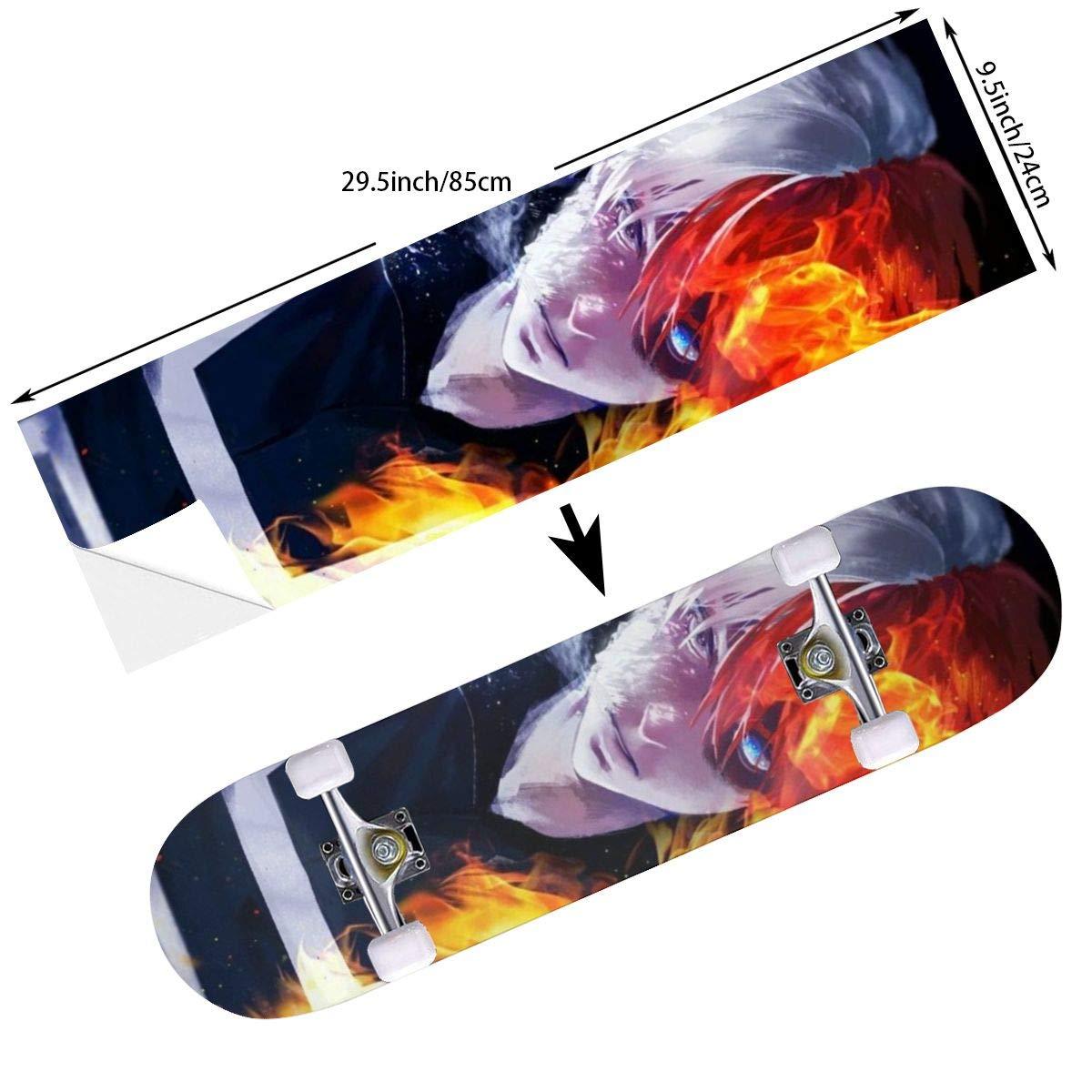 COMEBACKAGAIN Skateboard Cruiser Deck and Balance Board Stickers Decals 9.5 x 33.5 Inches
