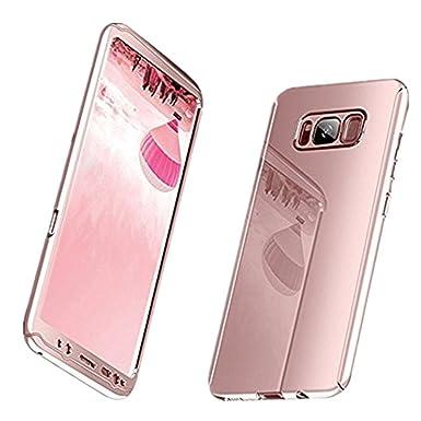 Funda Samsung Galaxy S8, Carcasa Funda Samsung S8 Plus Ultra-Delgado 3 en 1 Desmontable Anti-Arañazos Protectora Funda para Galaxy s8 Plus