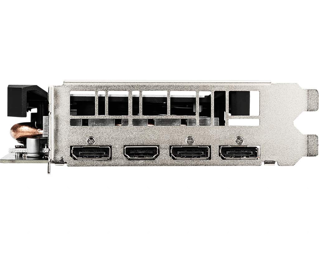MSI Gaming GeForce GTX 1660 Ti 192-bit HDMI/DP 6GB GDRR6 HDCP Support DirectX 12 Dual Fan VR Ready OC Graphics Card (GTX 1660 TI Ventus XS 6G OC) by MSI (Image #5)