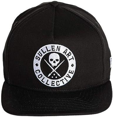 Sullen Clothing New Era Staple Badge Logo Tattoos Art Snapback Cap Hat SCA1809