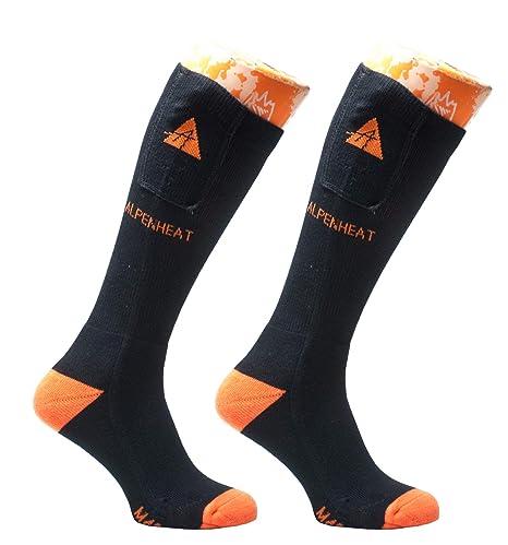 Alpenheat AJ18 Fire-Sock Light - Calcetín calefactable Talla:S (37-39