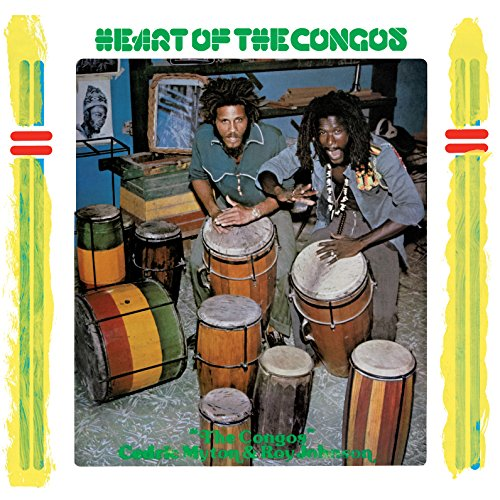 Music : Heart Of The Congos