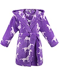 6e4b88a3df Kids Robes Boys Girls Children Animal Theme Bathrobes Pool Cover up