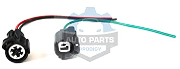 ND NEW VTEC OIL PRESSURE SWITCH AND VTEC SOLENOID PLUG PIGTAIL KIT Acura Vtec Wiring Diagram on