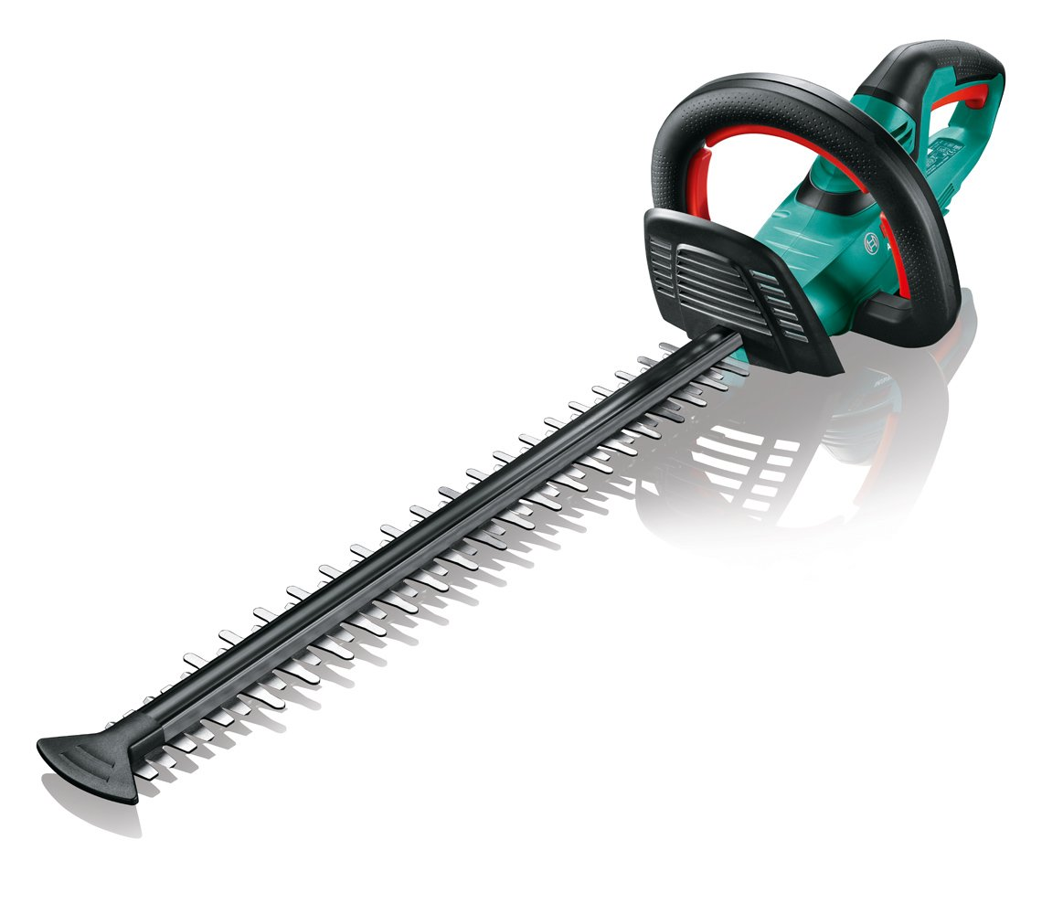 Bosch AHS 50-20 LI Cordless Hedge Cutter Without Battery and Charger, 500 mm Blade Length, 20 mm Tooth Opening 0600849F02