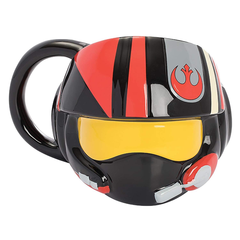 Star Wars Taza 3D Episode VIII: The Last Jedi - Resistance Helmet ...