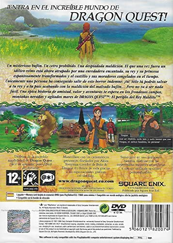 Dragon Quest: El Periplo del Rey Maldito: Amazon.es: Videojuegos