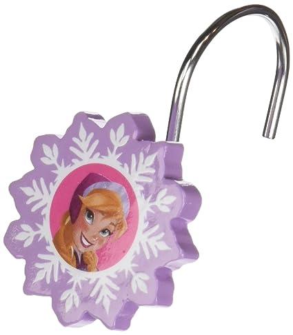 Disney Frozen Lovely Shower Curtain Hooks
