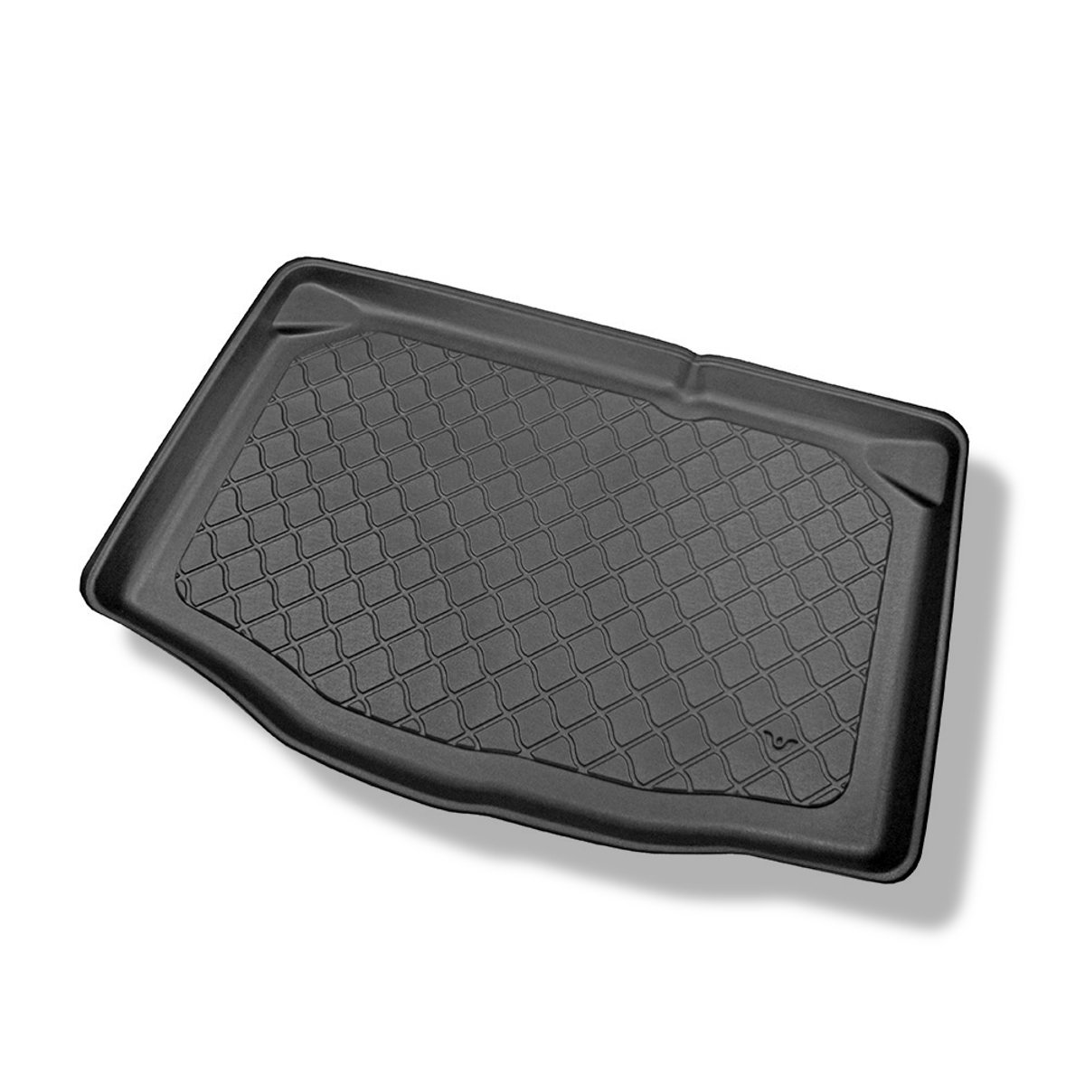 Short Mat Novline MAT221 Custom Tailored Fit Black Rubber Boot Liner