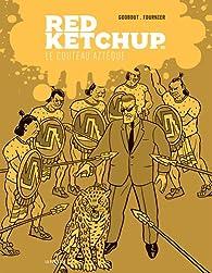 Red Ketchup, Tome 5 : Le couteau aztèque par Réal Godbout