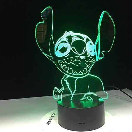 ziweipp Regalo de cumpleaños para niños Cute Stitch Baby 7 ...