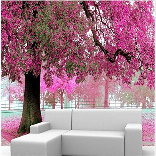 Sproud Wall Paper For Living Room Tv Setting Room Sofa Warm Romantic ...