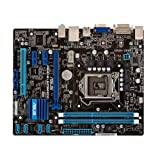 ASUS P8H61-M LE/CSM R2.0 LGA 1155 Intel H61 Micro ATX Intel Motherboard by Asus