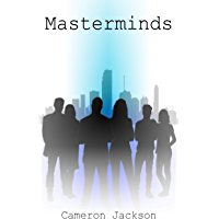 Masterminds (Masterminds Saga Book 1) (English Edition)