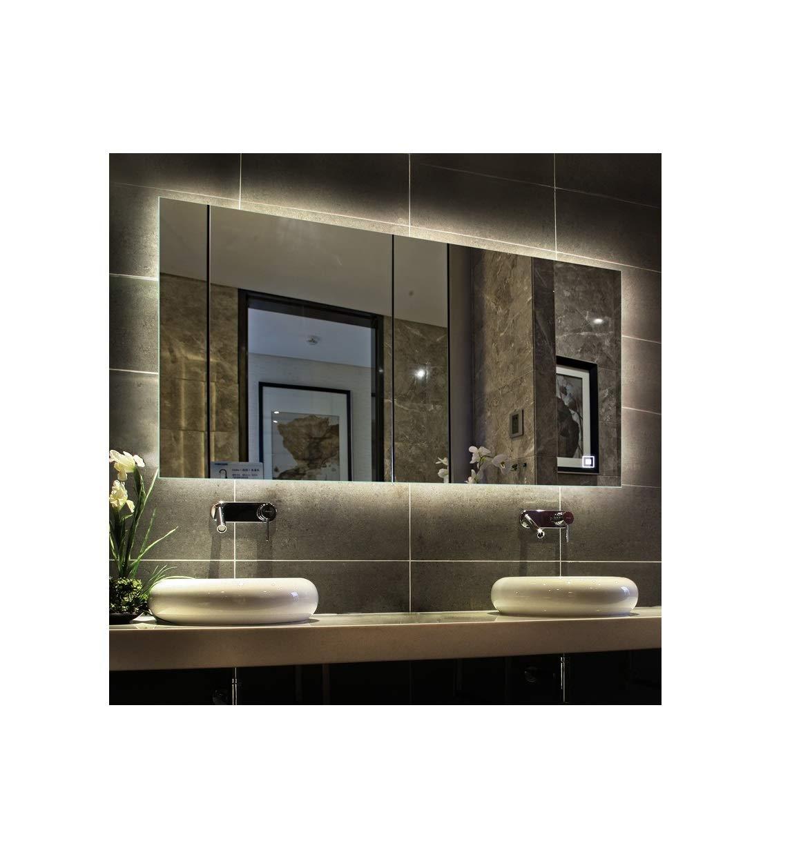 Best Bathroom Vanity Makeup Mirrors With Lights