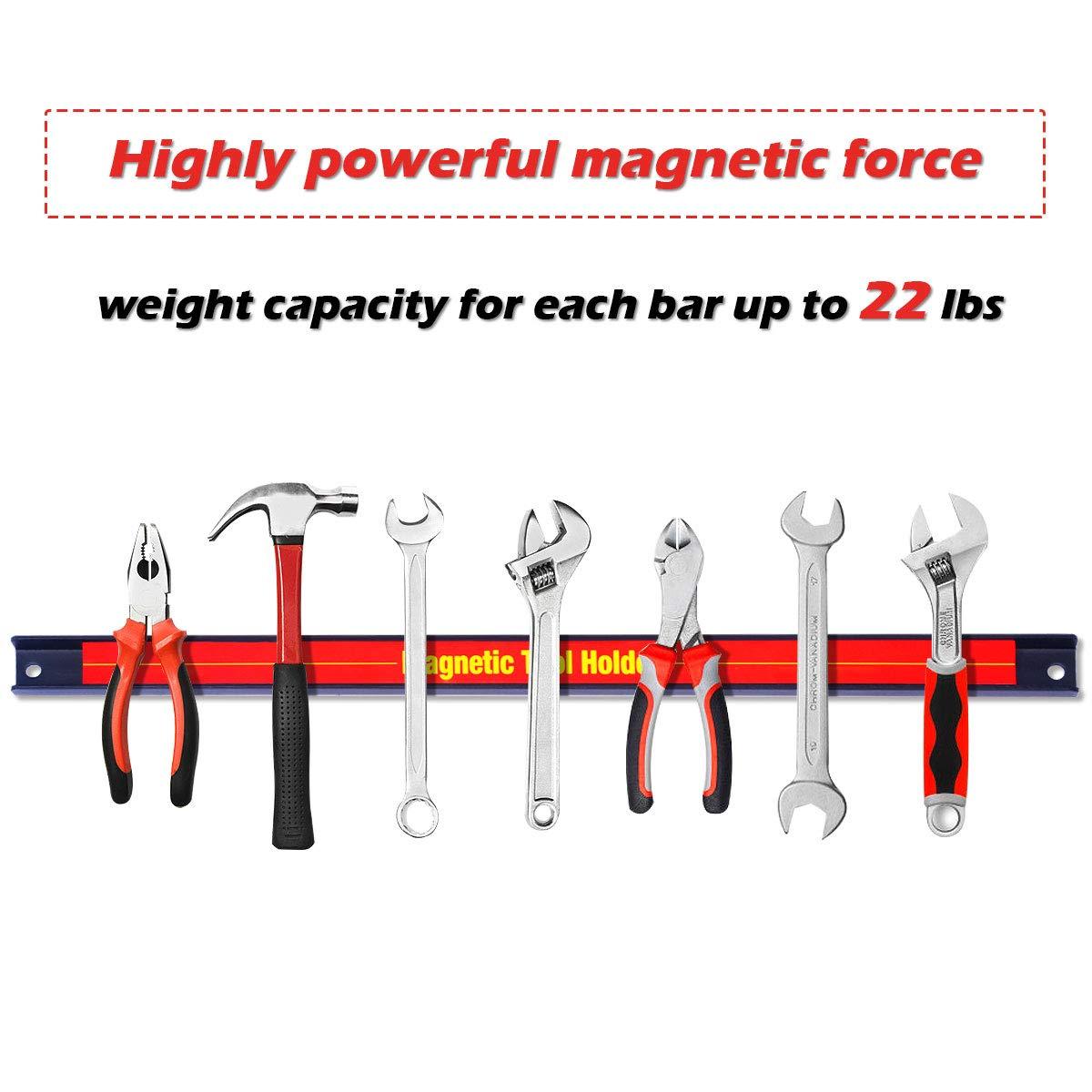 Amazon.com: Goplus - 3 piezas de soporte magnético para ...