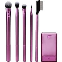 Real Techniques Enhanced Eye Set Eyeshadow & Eyeliner Makeup Brush Kit