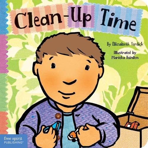 Toddler Tools Series - Clean-Up Time (Toddler Tools)