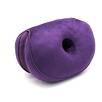 Cojines de látex partículas Shu cintura hermosa almohadilla ...