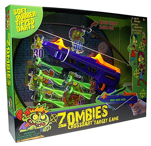 zombie crossbow targets - 3