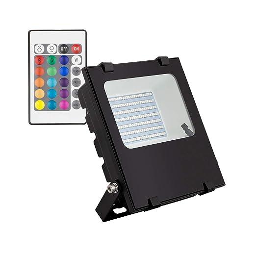 Foco Proyector LED Epistar RGB 30W efectoLED: Amazon.es: Iluminación