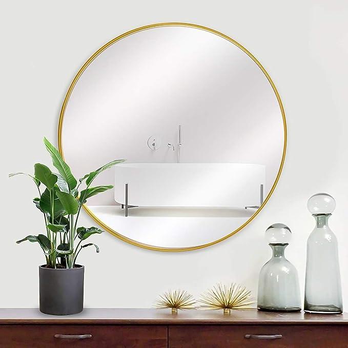 MORIGEM Round Mirror, 26