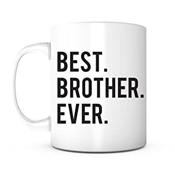 Best Brother Ever Gifts For BrothersBrother In Law GiftBrother Mug