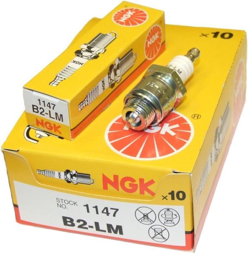 NGK10 NGK Spark Plugs Pack of 4
