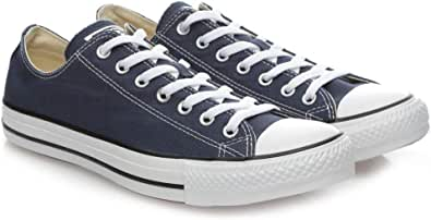 Converse Chuck Taylor All Star Classic Low Top Fashion Sneakers, Unisex - 46.5 EU