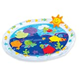 Amazon Price History for:Earlyears Fill 'N Fun Water Play Mat - Encourage Tummy Time with 6 Fun Floating Sea Friends to Discover