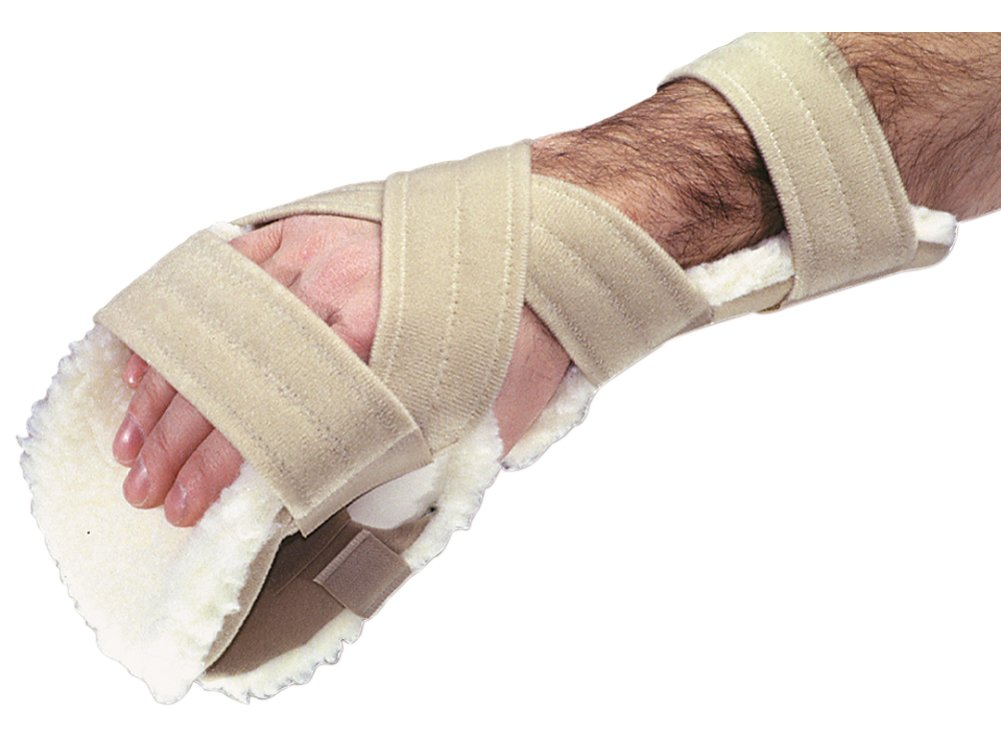 AliMed Progressive Resting Splint, Left, Small/Medium
