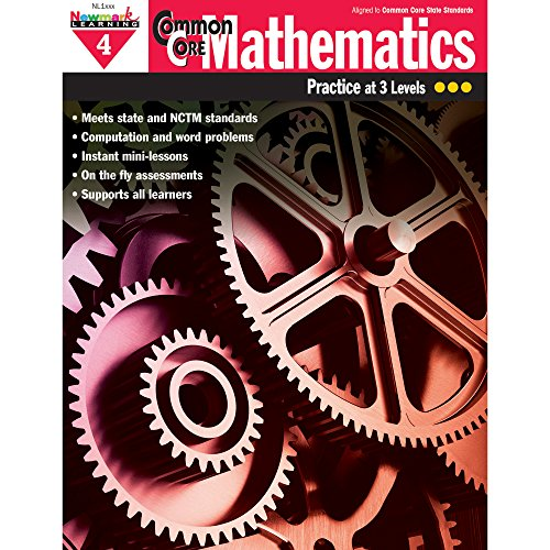 - Newmark Learning Grade 4 Common Core Mathematics Aid