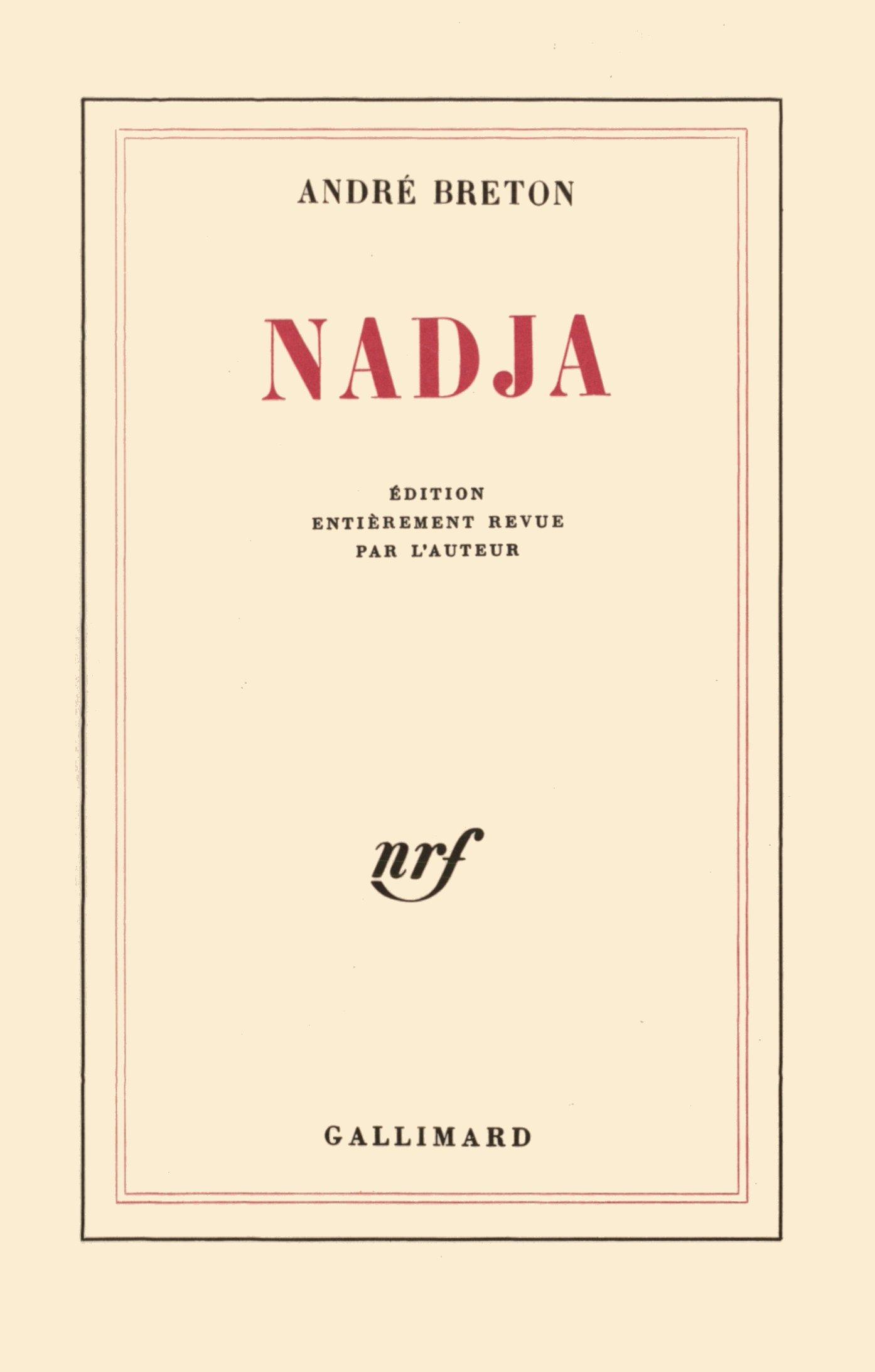 Nadja (Blanche)
