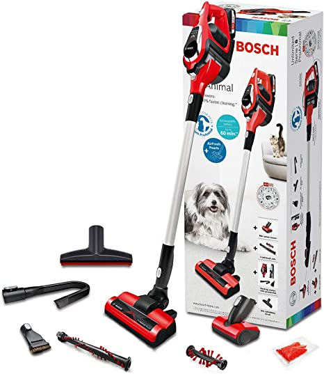 Bosch ProAnimal Unlimited Serie 8 BBS1ZOO Aspirador escoba sin ...