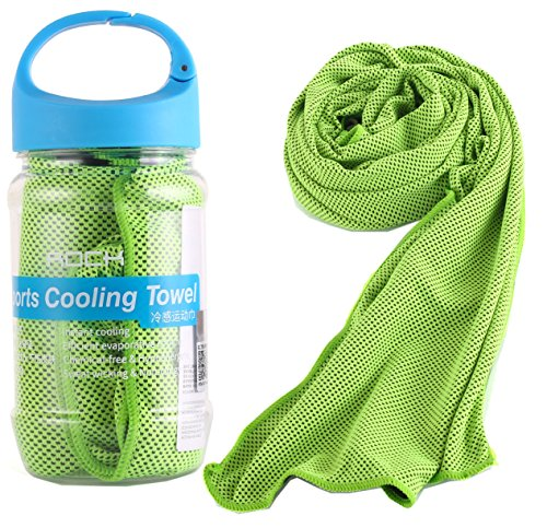 Sweat Towel On Neck: OUTAD Travel & Sport Towel
