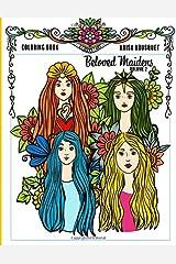 Beloved Maidens: Coloring Book (Volume 2)