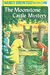 Nancy Drew 40: the Moonstone Castle Mystery Hardcover
