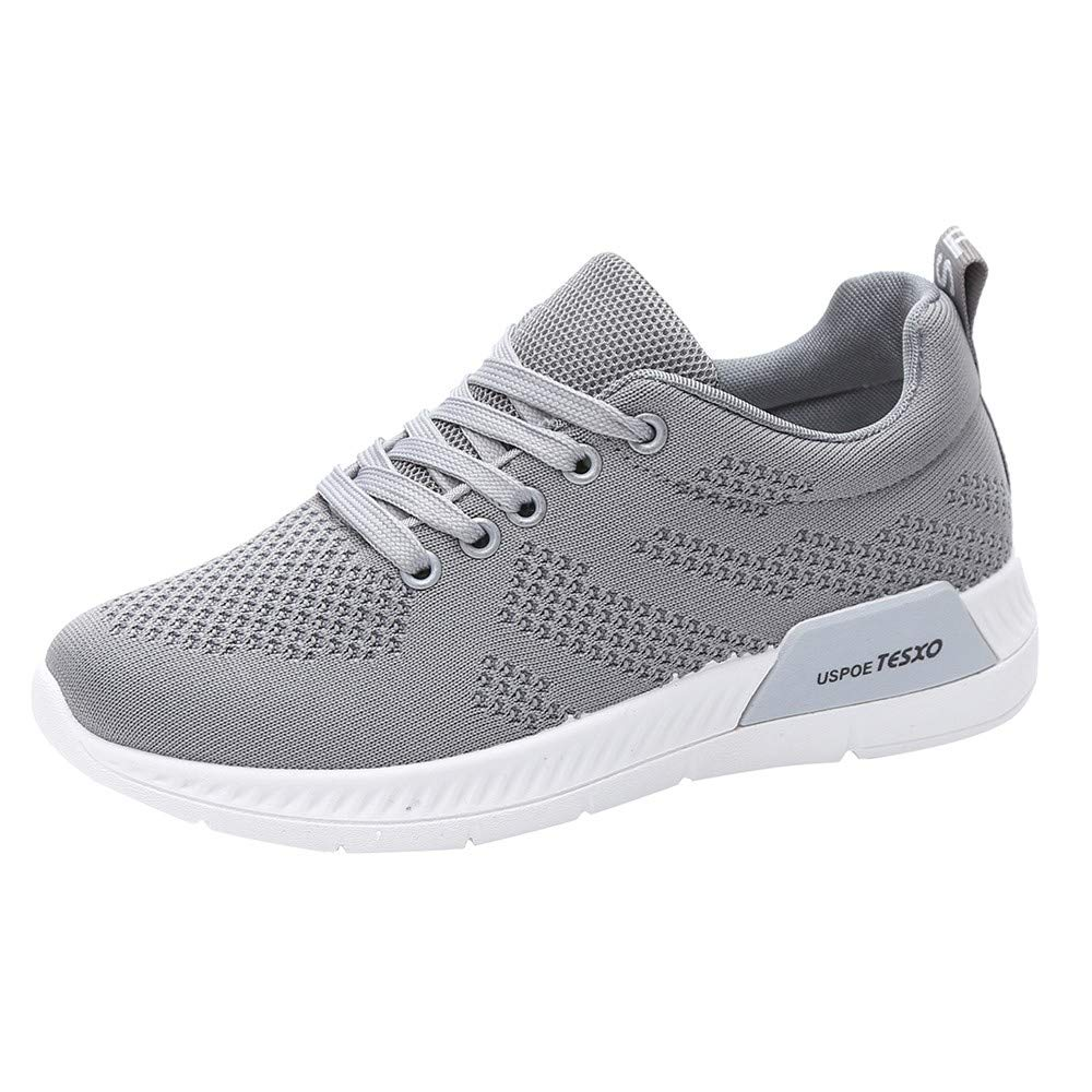 Amazon.com: for Shoes,AIMTOPPY Womens Casual Mesh Comfortable Breathable Lace-Up Running Shoes Sneakers: Computers & Accessories