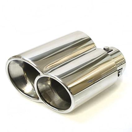 Autohobby 0166 - Embellecedor de tubo de escape, universal ...
