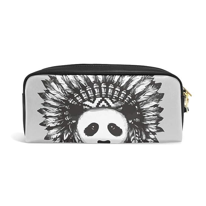 Bonie - Estuche para lápices de tatuaje indio con diseño de panda ...
