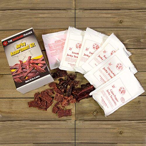 TSM Jerky Seasoning Assortment Kit