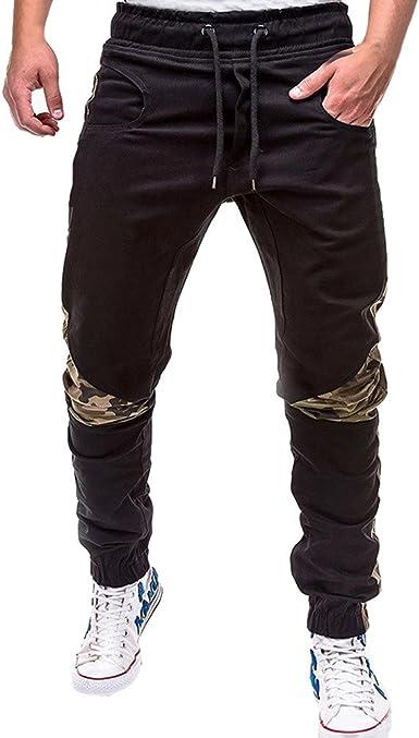 Pantalone Uomo Cargo Chino Con Tasconi Blu Grigio Pantaloni slim fit skinny moda