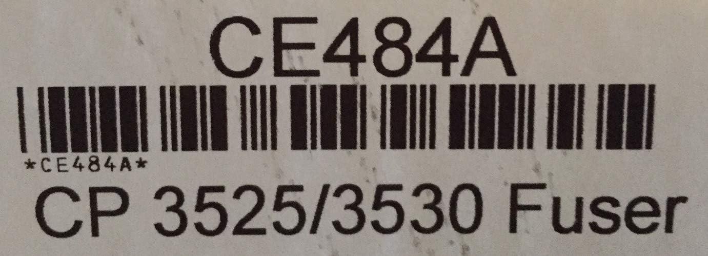 HP Color Laser Jet Fuser Kit 110V Model CE484A in HP Retail Packaging